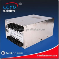 High quality SMPS SP-500-12 PFC function power supply 500W 12V 40A switching power supply