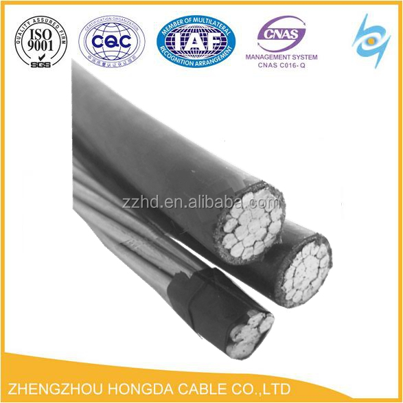 overhead bare conductor aac aaac acsr 3*95 electric acsr conductor specification