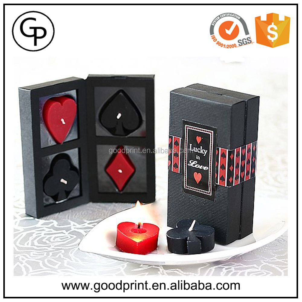 Custom china suppliers new products luxury candle gift box