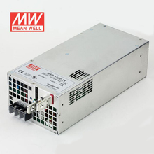 RSP-1500-24 DC fan PFC Factory control automation RF 1500W 24V AC-DC SINGLE MEAN WELL parallel PV SWITCHING POWER SUPPLY
