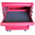 Quick release design ball bearing slides runners silk printing trolley tool box