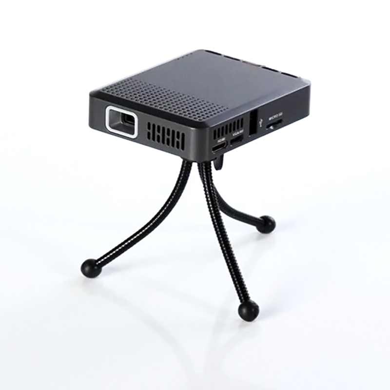 Super mini led dlp projector with CE/FCC certification