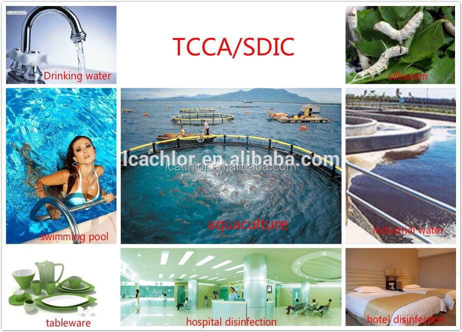swimming pool chlorine disinfection tablets