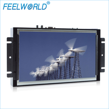 FEELWORLD 10'' industrial kiosk monitor resistive touch raspberry pi 2 dsi lcd