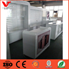 Good design acrylic glass store mobile phone display showcase for mobile phone shop