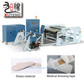 Single and Double Sided Foam Tapes Hot Melt Adhesive Fabric Coating Machine To Make Stickers