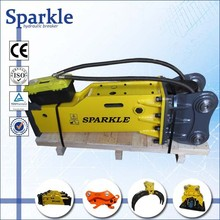 Supply Light-Duty Excavator Attachment hydraulic breaker for 6.9-9.0 ton excavator