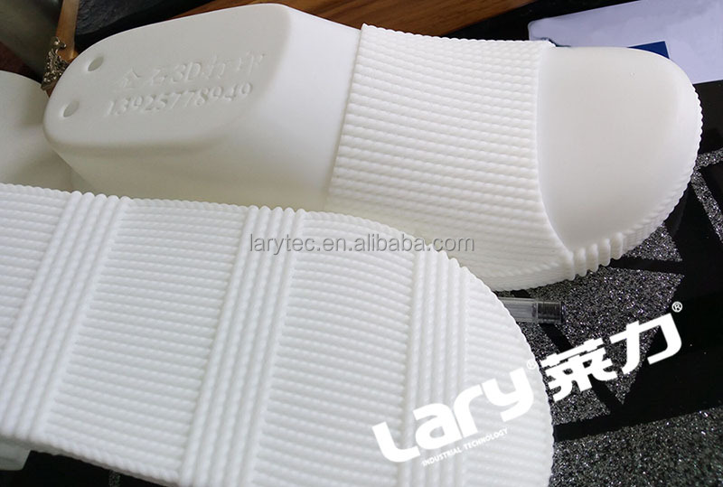 High accuracy SLA technology 3D printing footware