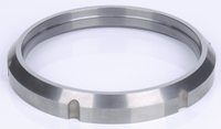 Tungsten carbide precision seal ring