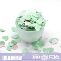 Green Tea Oil Bath Confetti Soap Gift Set