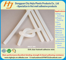 Hot melt adhesive&glue stick for straw attachment and metal bonding