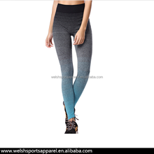 Custom design diy fit close-fitting womens yogo pants fitness pants