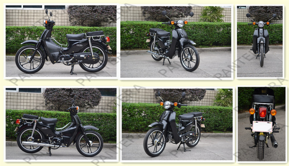 New Cheap 70cc 90cc 100cc FR80 CUB Motorcycles