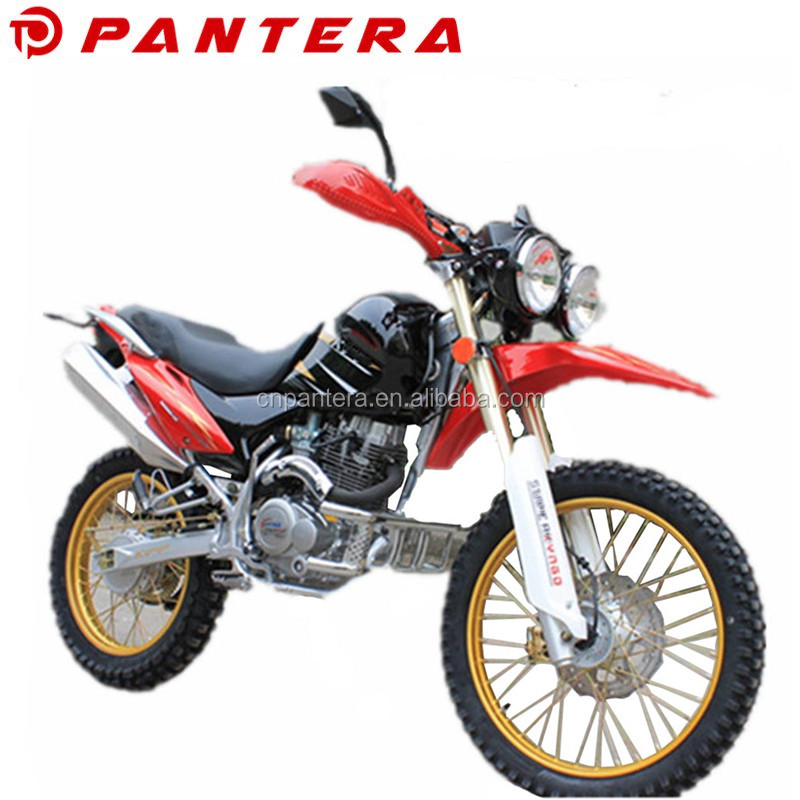Best Selling Single Cylinder Automatic Motorcycle