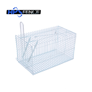 New Product Foldable Collapsible Trap Cage For Small Animal