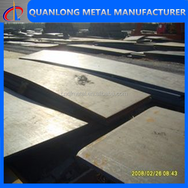 High Strength Hot Rolled Steel Plate 25cr2mova