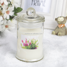 Custom Scented Candles In Glass, Branded Scented Candles