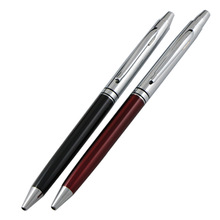 Custom Logo High - grade business gifts Promotional twist Metal Ball Point Pen