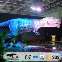 OAZ3134 Outdoor Amusement Park Equipment Large Play Dinosaur Model