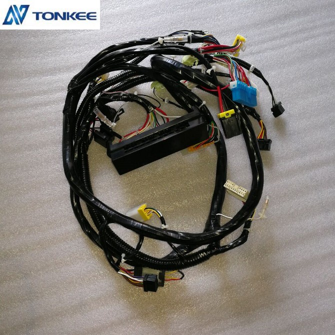 PC200-7 PC300-6 excavator parts engine wire &wiring harness 20Y-06-31614 20Y-06-71512