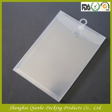 Plastic frosted box,semi transparent plastic recycled box