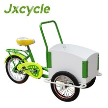 kids rickshaw cargo bike