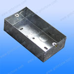 Full Size BS4662 Electrical Metal Box
