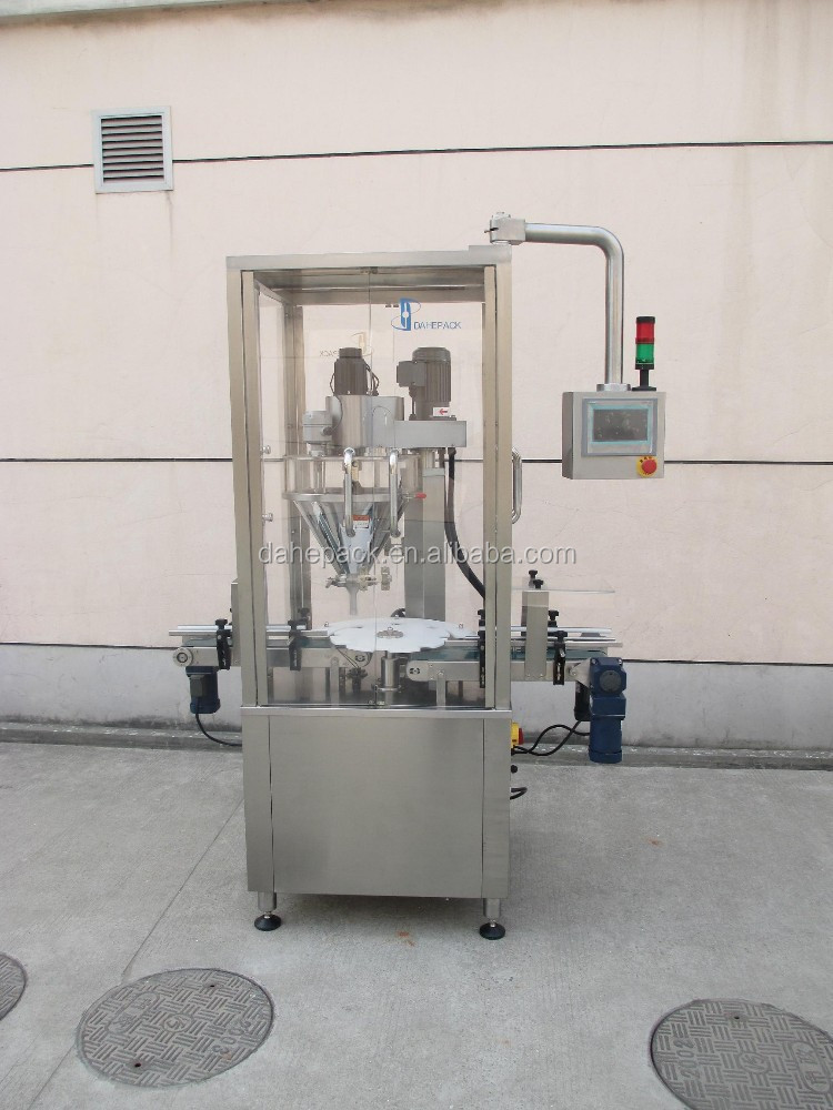 Automatic Rotary Drink Mix Packaging Machine