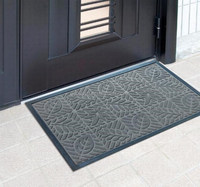 Anti Slip Indoor Outdoor Polyester Door Floor Mats
