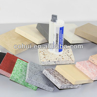 COHUI 50ml Square Kitchen Tabletops Acrylic Solid Surface Sheets Aluminium Artificial Stone Glue Adhesive