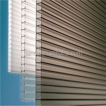 Self- clean High Wind Resistance Polycarbonate PC solid sheet hollow sheet