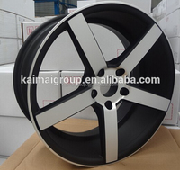 Aluminum alloy wheel rim ,popular wheel rim pcd 5*112/5*114.3