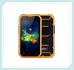 original No.1 M2 IP68 Waterproof Rugged Smartphone Android 5.0 Lollipop OS 4.5 Inch Touch Screen MTK6582 Quad Core Cellphone