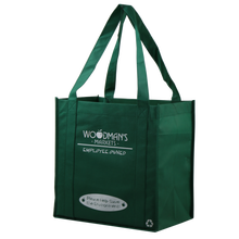 Advertising Top Quality Logo Prnting Foldable Non woven Shopper Bag