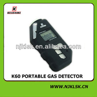 small size battery operated portable co detector for car