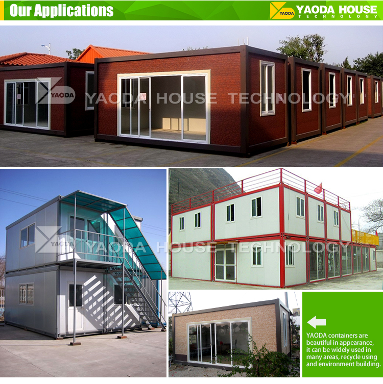 High quality best 40ft shipping container house