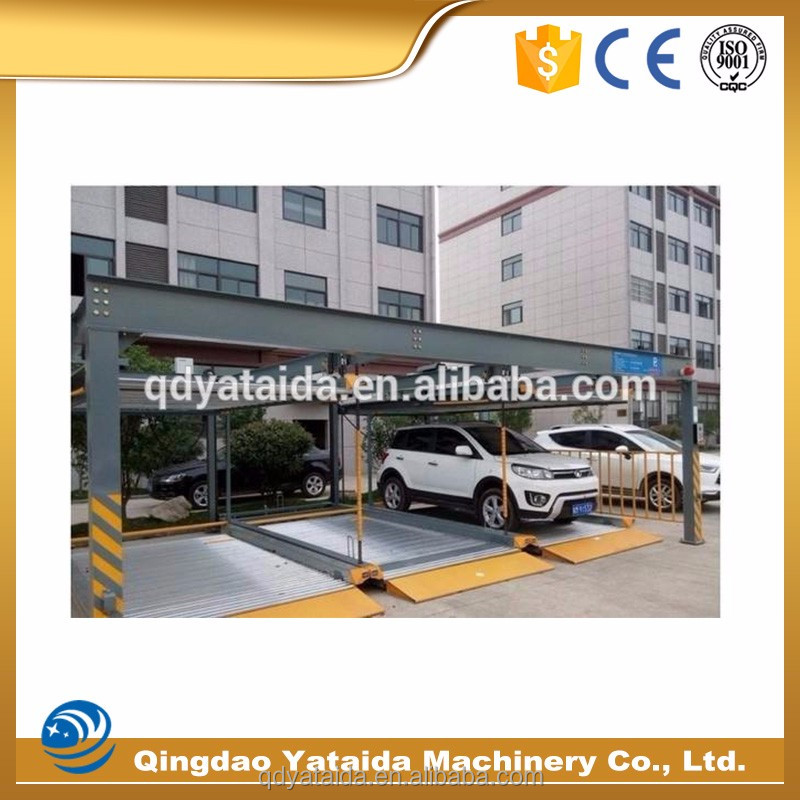 Professional safety puzzle mechanical car parking lot system