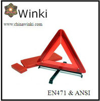 Car Emergency Kits ,Warning triangle