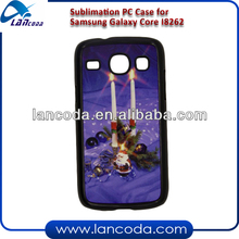 sublimation pc phone case for Samsung Galaxy Core I8262