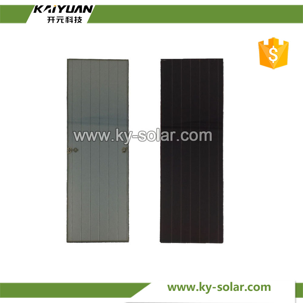 2017 New Products Customized current custom made solar panel
