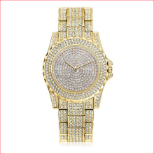 Wholesale bling bling diamond Hip Hop watch