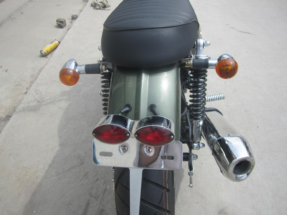 400cc classic motorcycle