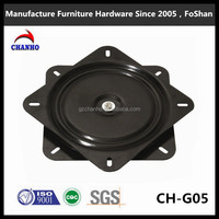 Furniture Metal Swivel Plate Furniture Metal Swivel Plate Hardware Rotating Turntable CH-G05-5