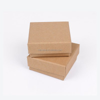 Gifts Craft Kraft Paper Box With