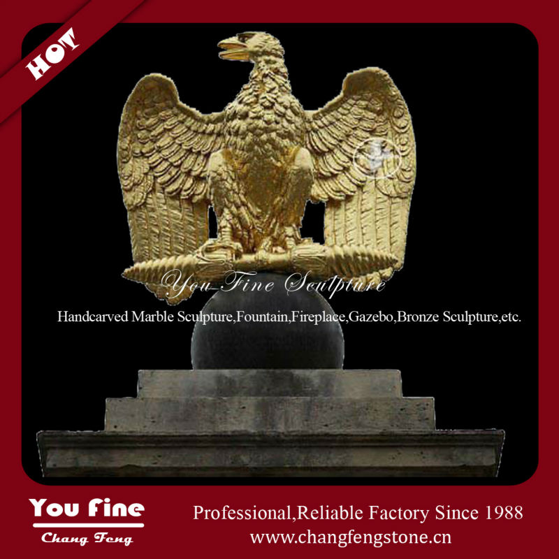 Hot Sale Bronze Eagle Sculpture