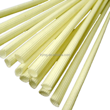 2717 Pvc Coated Electrical Insulation Fiberglass Sleeve