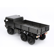Newest toys SCX10 metal 1:16 rc tractor trailer trucks