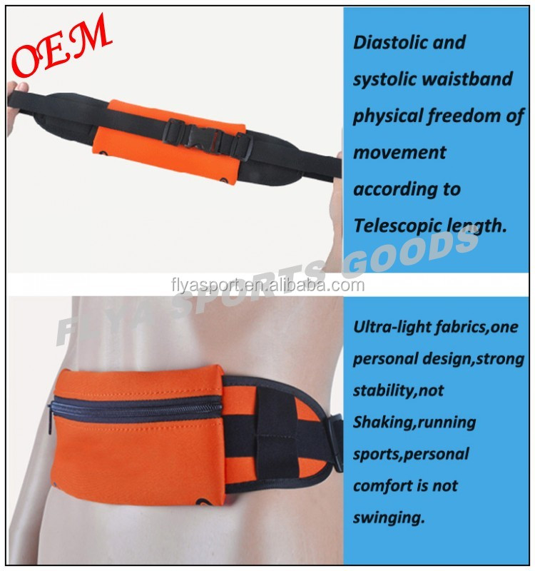 super practical ultra lightweight with earphone hole running belt fitness workout belt