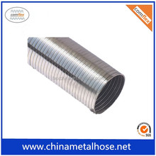 high quality Flexible stainless Steel Interlock Exhaust Pipe