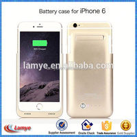 3200mAh For IPhone 6s Battery Case Backup Power Back Case For IPhone 6s 6/ External Charger Case